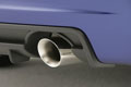 2008 Civic Mugen Si Sedan Exhaust View