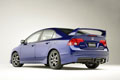 2008 Civic Mugen Si Sedan Rear Quarter View