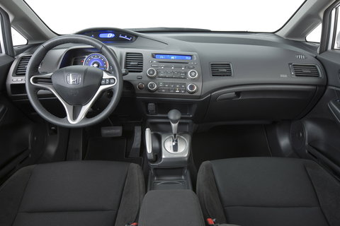 Civic Sedan Lx S Interior
