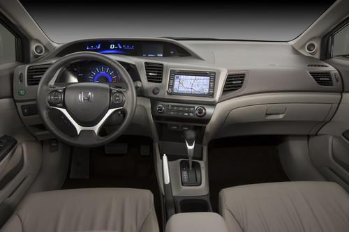 Honda Civic 2012 2012 Coupe EX-L Interior