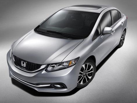 2013 Honda Civic Many Small Changes Make A Big Difference At Pro