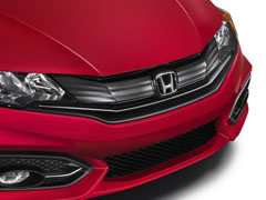2014 Honda Civic Coupe Front