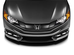 2014 Honda Civic Coupe Hood