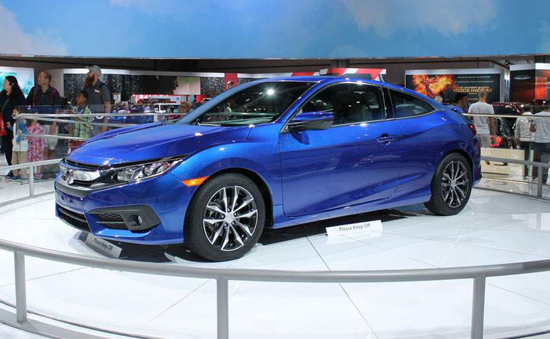 2016 honda civic changes 10th gen civic breaks new - 2016 honda civic si coupe interior ...