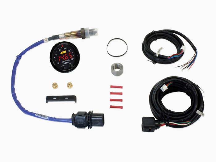 AEM Wideband UEGO Air/Fuel AFR Gauge for Honda Civic