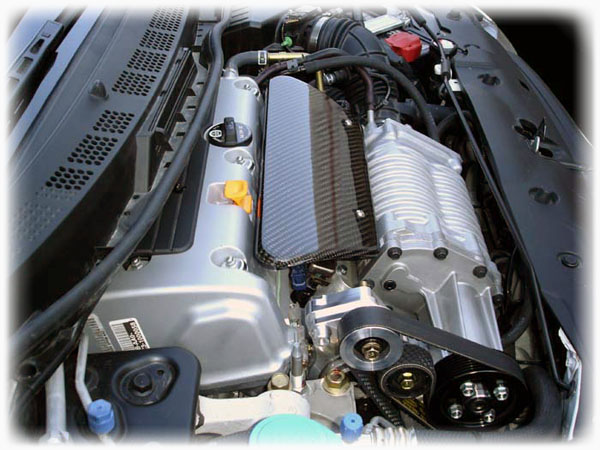 Ct Engineering Supercharger Kit For 2008 Honda Civic General Image