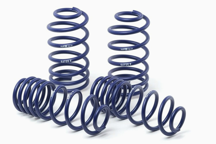 H/&R Sport Lowering Springs kit for 2012-2015 Honda Civic Si Coupe