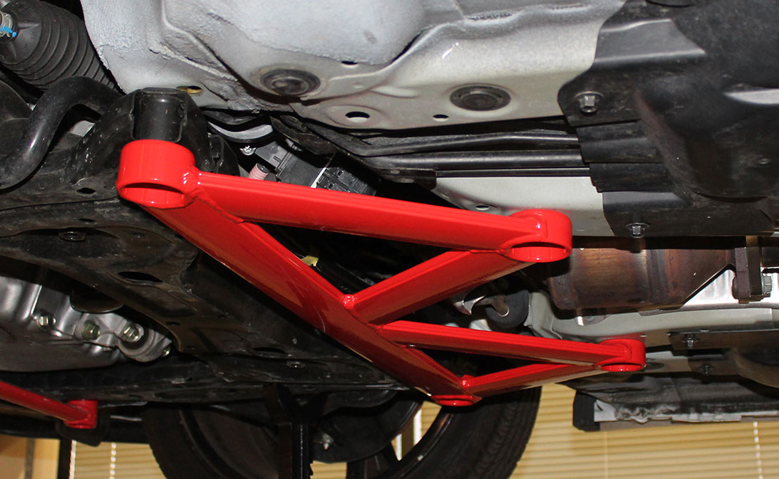 Sirimoto Phase 2 Subframe Braces For 2015 Honda Civic
