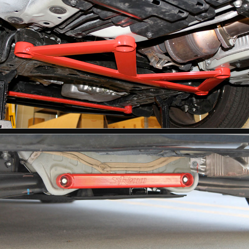 Sirimoto Rad Subframe Suspension Kit For 2013 Honda Civic