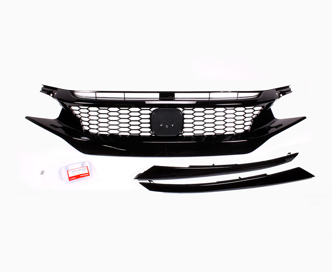 PRO Design Honeycomb Performance Mesh Grille for 2017 ...