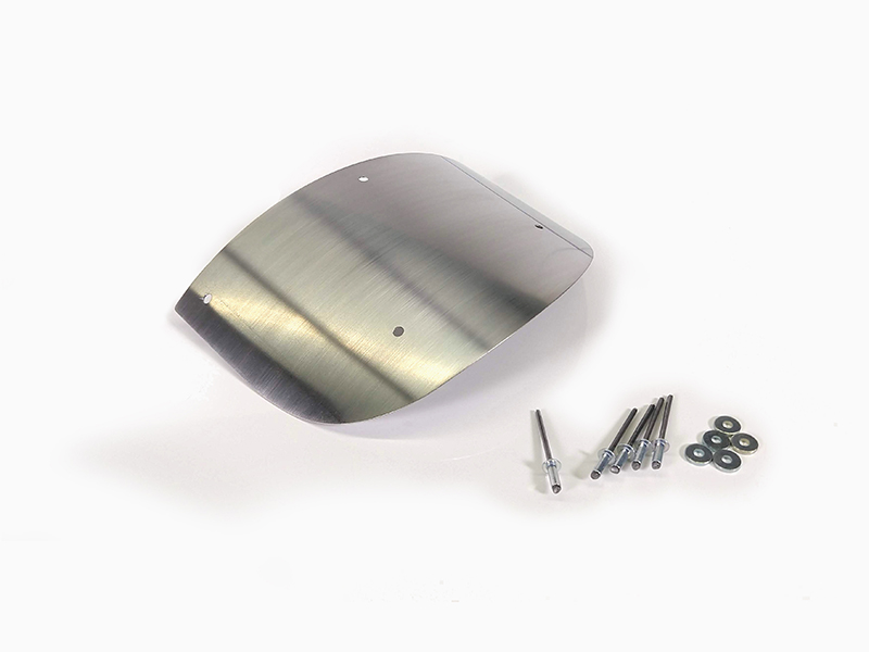 Sirimoto N1 Exhaust Tip Heat Shield For Honda Civic 2015