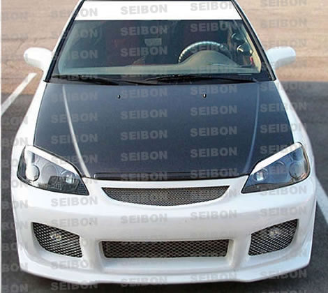 Hood For 2001 Honda Civic Larger Image