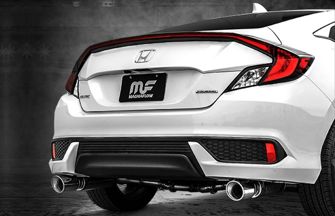 Magnaflow Performance Exhaust System For 2018 Honda Civic
